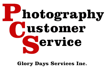 Reorders from Photography Customer Service