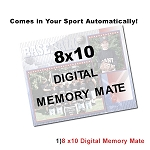 1-8x10 Digital Memory Mate